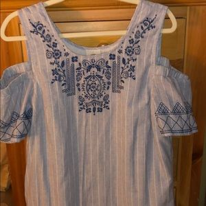Knox Rose dress.